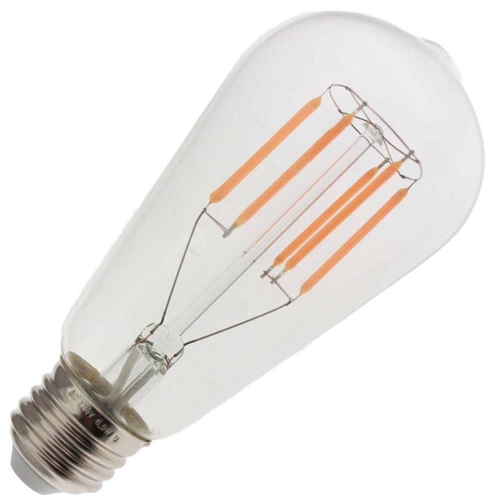 Atr Lighting Led 1910edison 6w 2100k Dim 44824atr