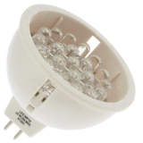 LED MR16 12V DIODE-WHITE