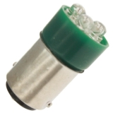 LED-GREEN-T5 1/2 -DC-6-28V