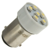 LED-WHITE-T5 1/2 -DC-36-120V