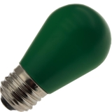 LED-GREEN-S14-E26-PLASTIC