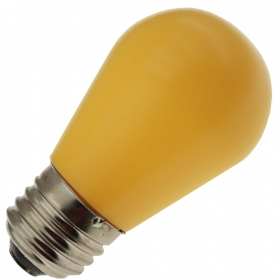 LED-YELLOW-S14-E26-PLASTIC